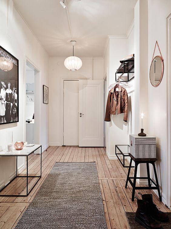 Skandināvu stila iezīmes interjera dizainā