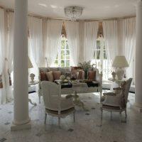 skaists gaiteņa dekors franču stila attēlā