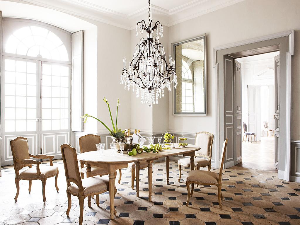 skaists dzīvokļa interjers franču stilā