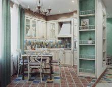 DIY DIY virtuves dizaina attēls
