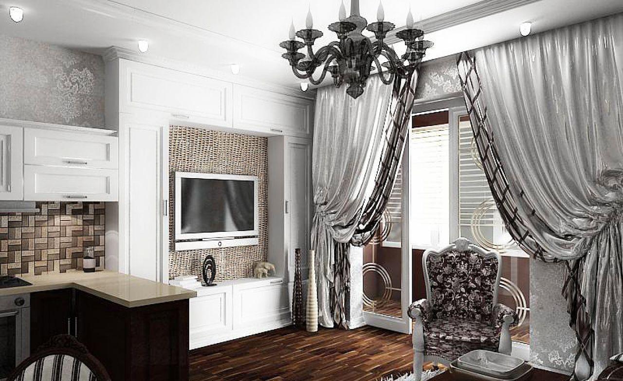 ryškus namų interjeras art deco stiliaus
