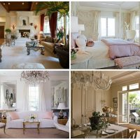 skaists franču stila dzīvokļa dizaina attēls
