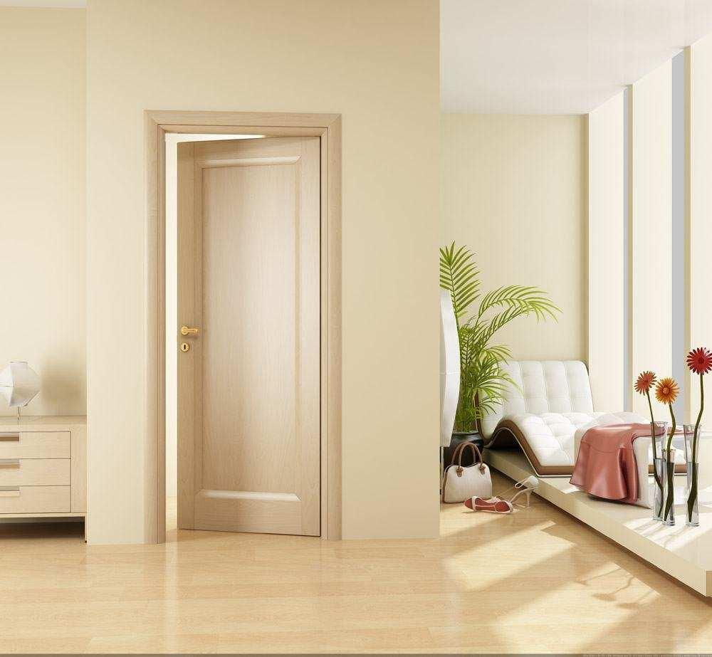 tumša koridora stila durvis