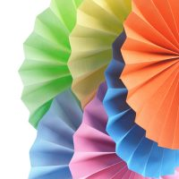 kartona ventilators istabas stila attēlā