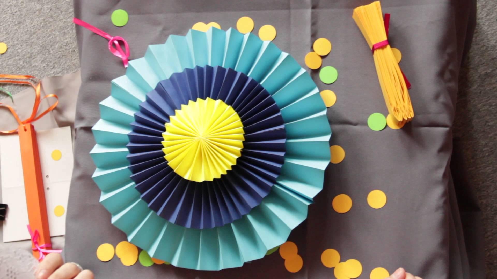 papīra ventilators koridora dizainā