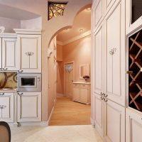 skaista arkas stila dzīvokļa foto