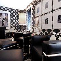 skaista art deco koridora dizaina bilde