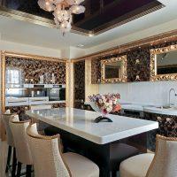 šviesaus stiliaus namų dekoravimo meno nuotrauka