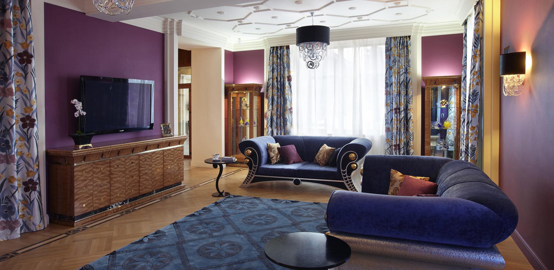 gražus kambario stilius art deco stiliumi