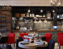 skaists saplūšanas stila dzīvokļa dizaina attēls