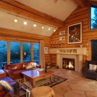 mājīgs gaiša dizaina guļamistabas foto