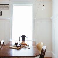 mājīgs, gaišs dekors no viesistabas foto