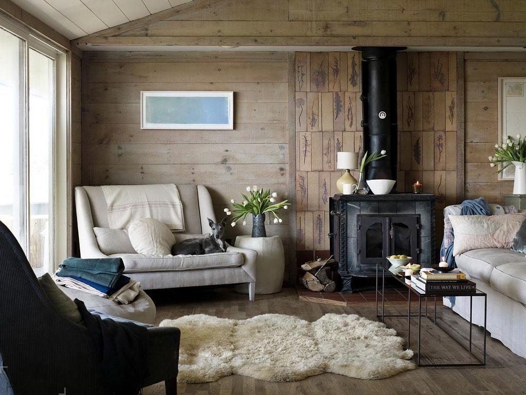 mājīgs skaists guļamistabas stils