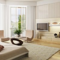 mājīgas gaismas dekoru viesistabas foto
