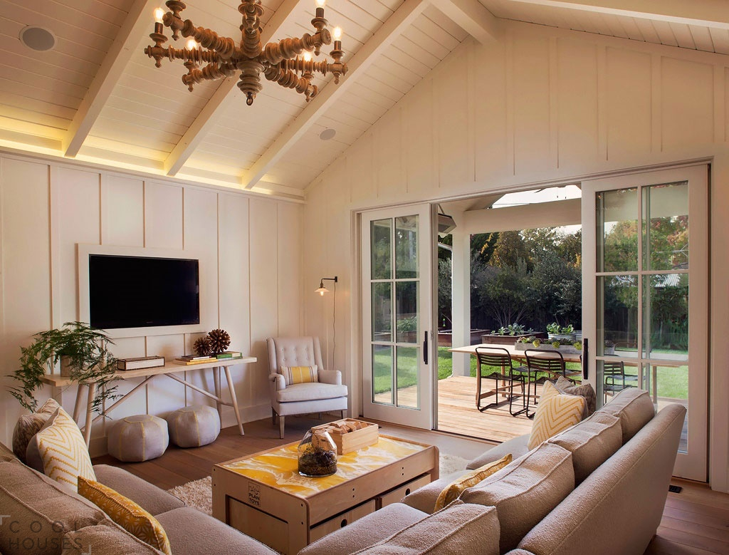 mājīgs gaišs guļamistabas stils