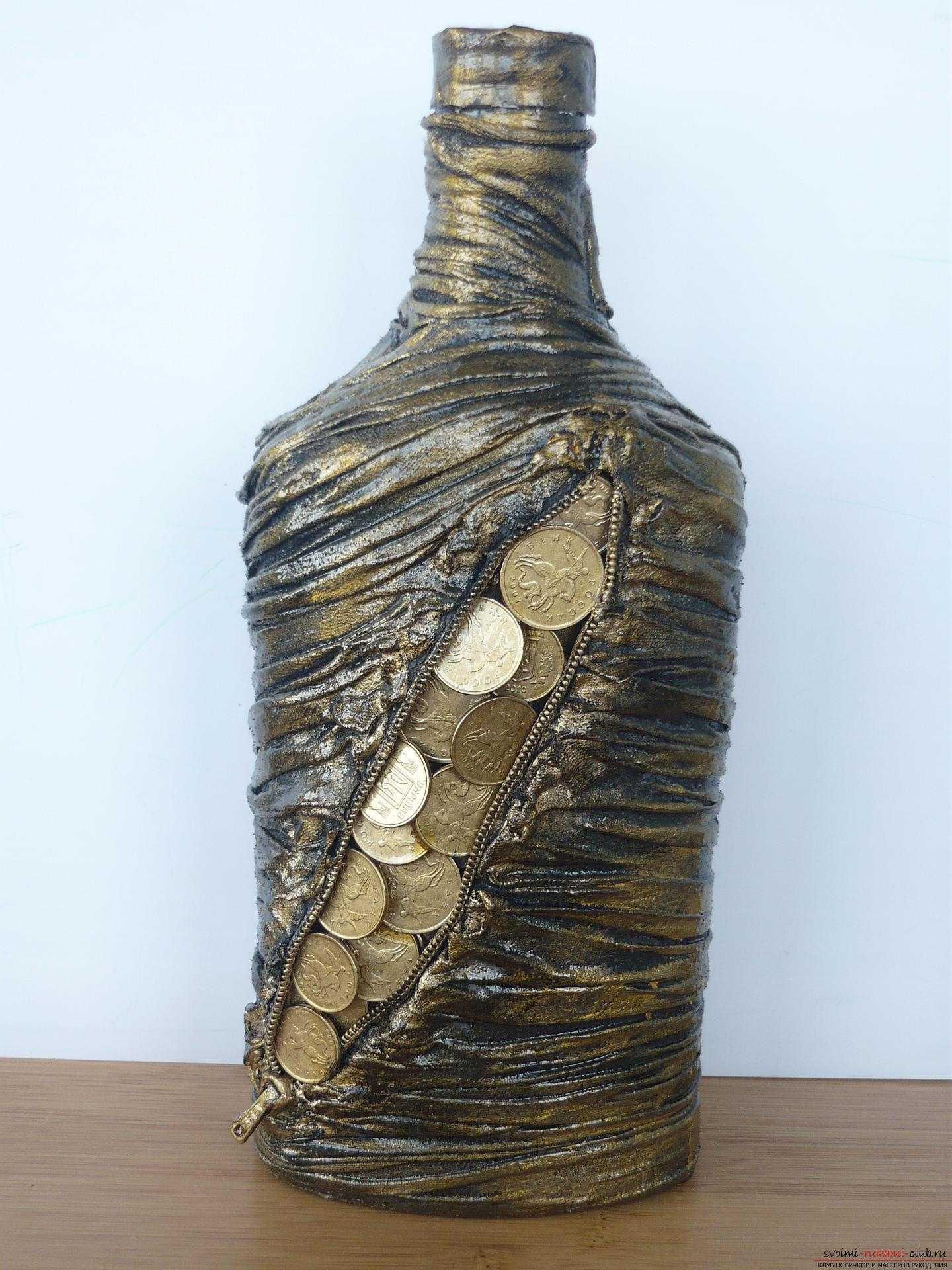 beau design de bouteilles pour l'intérieur de la pièce