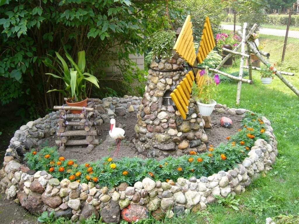 la création originale de la conception du jardin