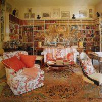 neparasts viktoriāņu mājas dekoru attēls