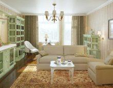 bel appartement design en style provençal