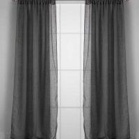 kombinacija svijetlo sive boje u dekoru fotografije dnevne sobe