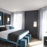 kombinacija svijetlo sive u stilu slike kuće