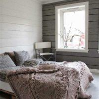 kombinacija svijetlo sive u slici dekor kuće
