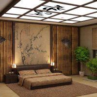 neparasts dzīvojamās istabas stils austrumu stila fotoattēlā