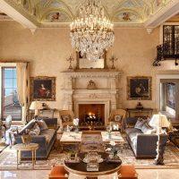 skaists viktoriāņu stila istabas attēls