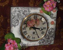 Направи си вариант за ярък дизайн на часовник