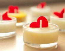ideja par skaistu sveču dekorēšanu ar savu roku attēlu