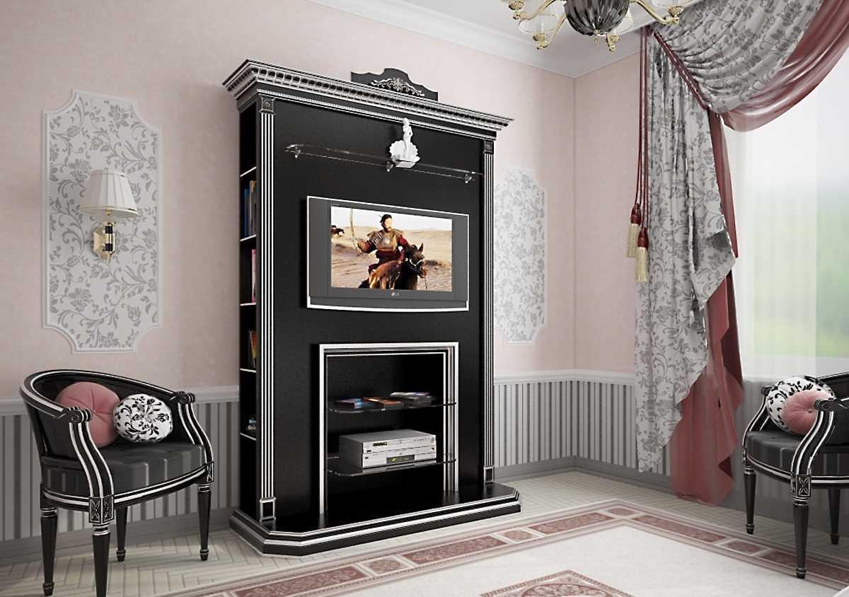 skaists Viktorijas laika stila dzīvokļa dekors