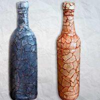 décoration originale de bouteilles pour l'intérieur de la pièce picture