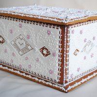 kastes fotoattēla oriģinālās dekorācijas versija