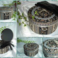 ideja par skaistu foto kastes rotājumu