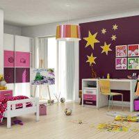 Sienu skaistas dekorēšanas iespēja istabu attēlā