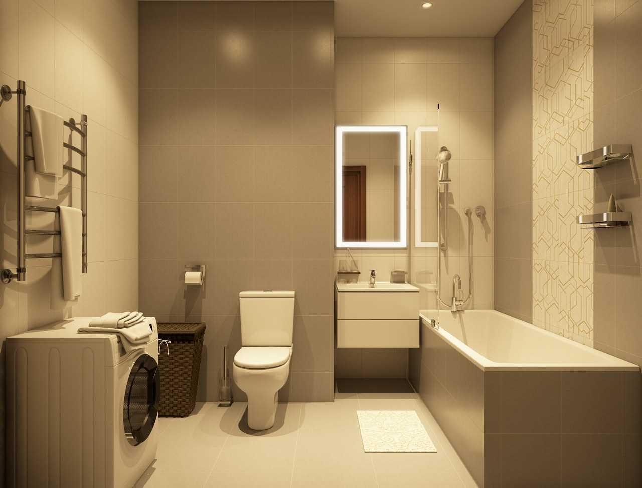 ideja par skaistu vannas istabas dizainu