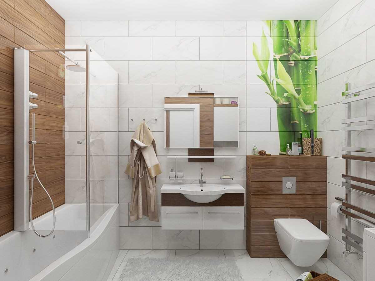 ideja par oriģinālu vannas istabas interjeru