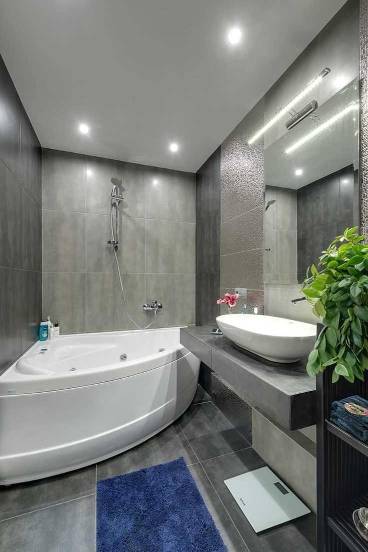 ideja par skaistu vannas istabas stilu