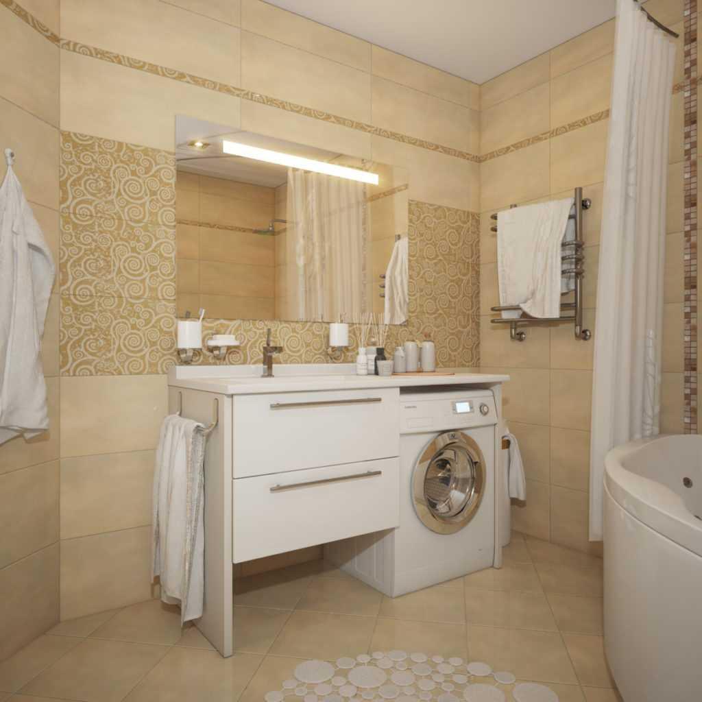 ideja par neparastu vannas istabas interjeru