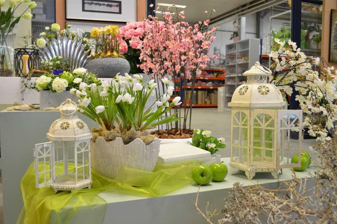 gaišas interjera dekorēšanas iespēja līdz 8. martam