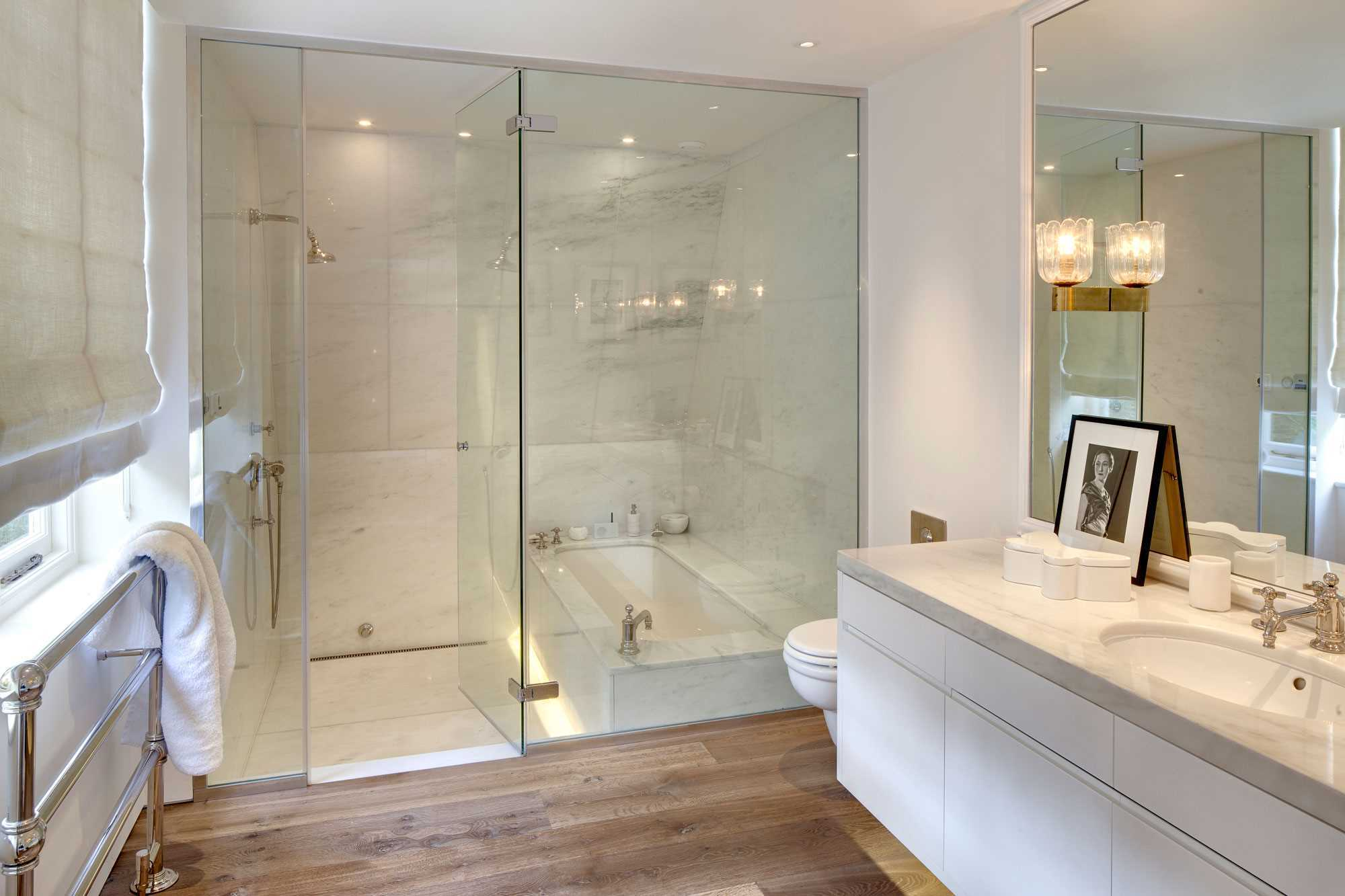 skaista vannas istabas stila variants