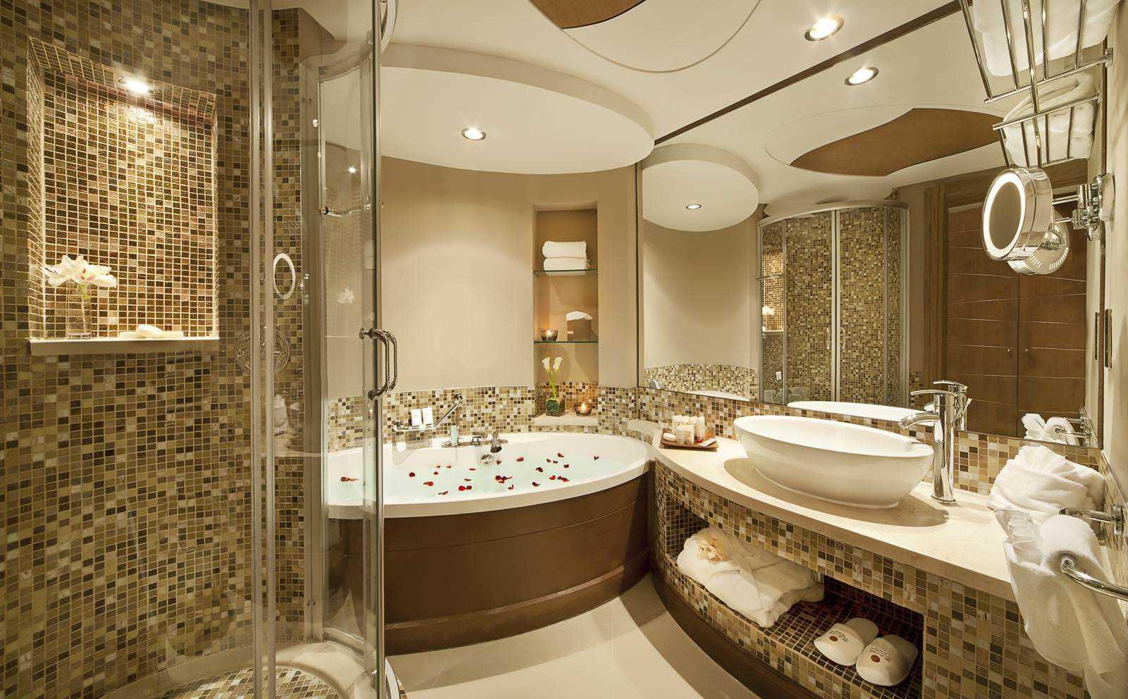 ideja par gaišu vannas istabas stilu