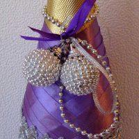 ideja par skaistu priekšmetu dekorēšanu līdz 8. marta attēlam