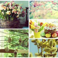 8. marta fotoattēla oriģinālās dekorācijas versija
