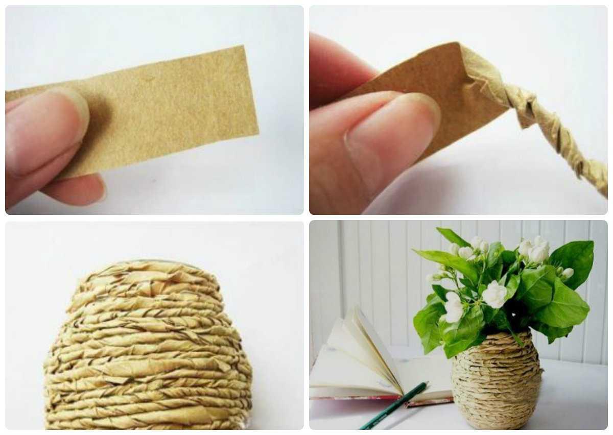 ideja par neparastu grīdas vāzes dizainu