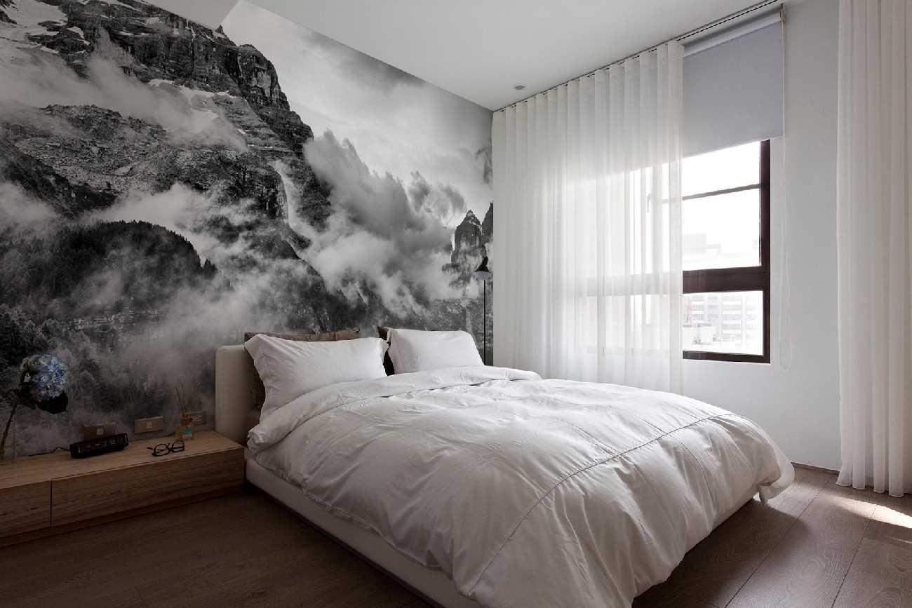 ideja par sienu oriģinālo dizainu telpās
