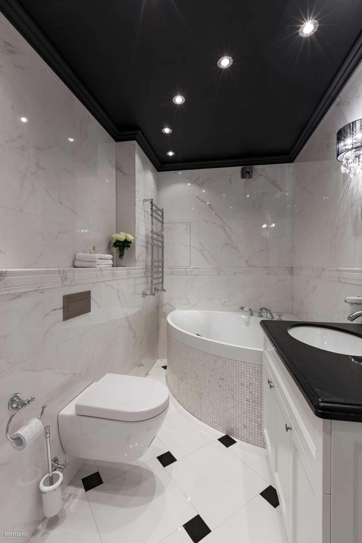 vannas istabas neparastā stila variants
