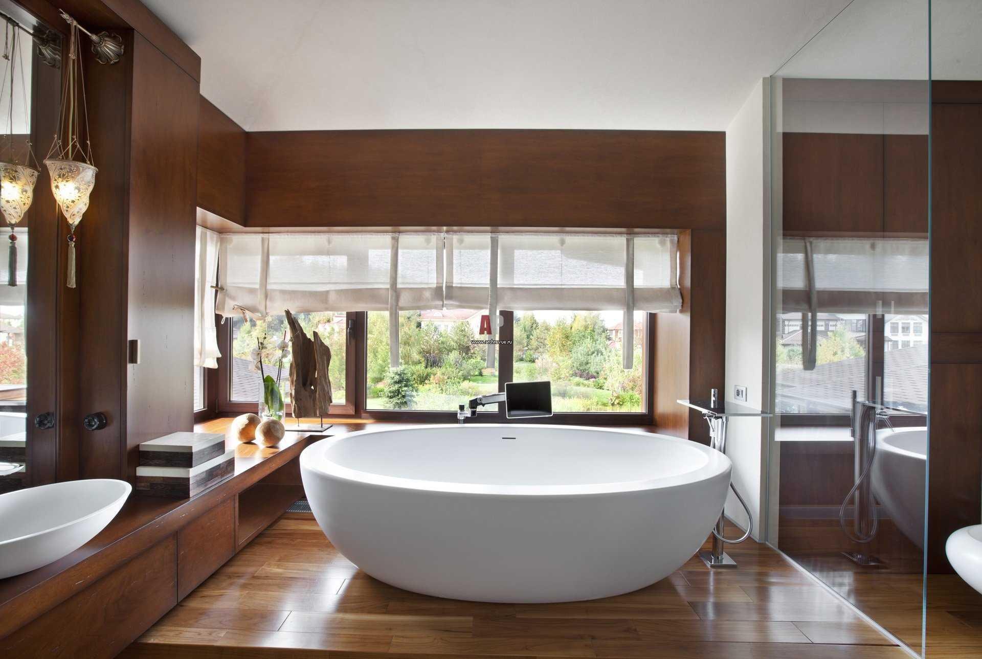 ideja par oriģinālo vannas istabas interjeru