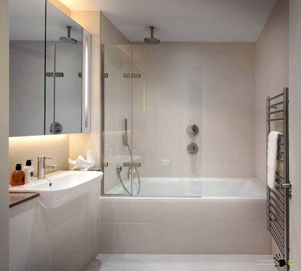 vannas istabas gaišā dizaina iespēja 6 kv.m.