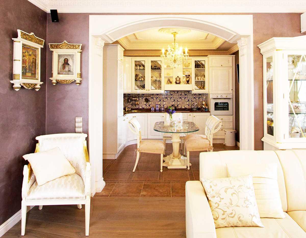 Mūsdienīga dzīvokļa ar spilgtu dekoru 65 kv.m piemērs